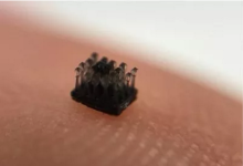 3D打印仿生超疏水结构