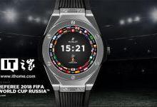 宇舶造世界杯定制版智能手表
