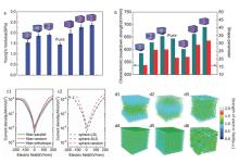 三维纳米结构调控助力超高能量密度和高放电效率聚合物纳米复合材料