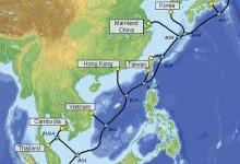 NEC建置SJC2光纤海底电缆