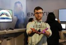 Emotiv研发EEG脑波感应头盔