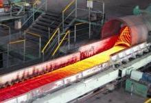检测热轧钢材截面轮廓的热轧测径仪