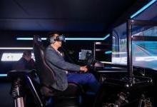 用VR远程驾驶真实汽车