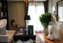 家庭机器人荣获产品设计界的金像奖