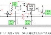 漏电流检测基本原理