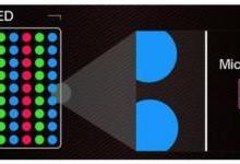 为可穿戴设备开发LED屏幕