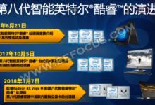 英特尔发布酷睿i9处理器 升级打怪蹭蹭提速
