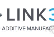 LINK3D集成区块链技术和工业3D打印