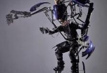 为操控者量身打造的外骨骼机器人