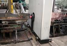轧钢测径仪为钢材线径进行把关