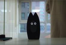 机器人Fribo诞生是为解决空巢青年孤独的问题
