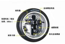 轮毂电机是我国新能源汽车未来驱动力?