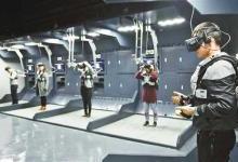 重庆玩家打造出全球领先的VR系统