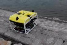 水下机器人在救捞中的应用初探