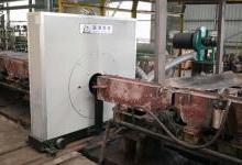 轧钢测径仪应用于易切削钢线径检测