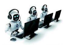 为了更好地交流 俄罗斯推出面试机器人