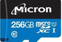 美光发布microSD卡:24×7不间断读写