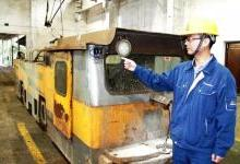 德铜自主研发电机车行车记录仪