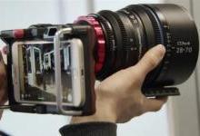 让智能手机用上相机镜头