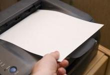 论激光打印机与喷墨打印机共有性能指标