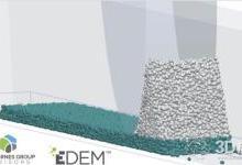 EDEM通过仿真简化3D打印