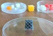 俄科学家开发出高分辨率激光3D打印