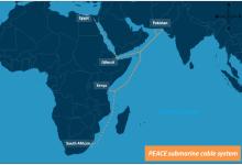 PEACE海底光缆系统巴基斯坦段将启建