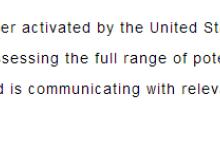 中兴回应遭美国禁令:正全面评估影响