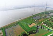 准东-皖南特高压顺利跨越长江