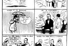 关于手机 看看100年前的人做的预测