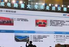 合肥奕斯伟中国大陆最大COF卷带生产基地开工