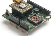 微型INS模块配外部GNSS接收器输入数据