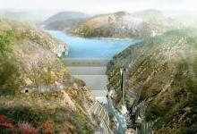 四川两河口水电站超三峡 成中国最高水利大坝