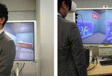 NEC开发了2种VR解决方案