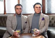 """""""类人机器人""""现身英国酒吧"""