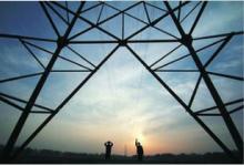 一季度南方五省区全社会用电量2455亿千瓦时