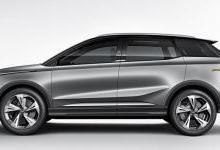 爱驰首款纯电动SUV2019年上市