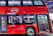比亚迪在印布局电动巴士零部件市场