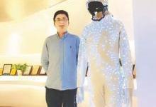 """29岁深圳小伙儿用石墨烯助力""""北京八分钟"""""""