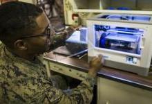 F35战机用中国3D打印机 不怕中国制裁?