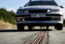 瑞典2公里充电道路可边开车边充电