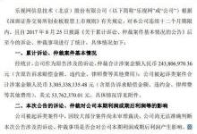 乐视网:公司被起诉涉案金额超33亿