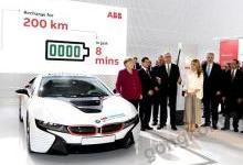 ABB参展汉诺威工业博览会