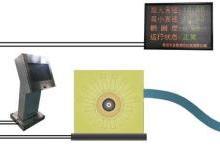 轧钢测径仪测量轧制的线
