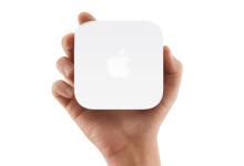 苹果正式宣布退出无线路由器市场
