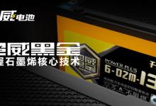 超威集团:石墨烯合金技术开拓新市场