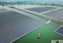 全球最大水面光伏电站6月竣工