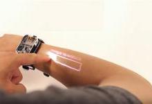投影触控智能手表