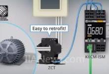 欧姆龙电机状态监视器K6CM