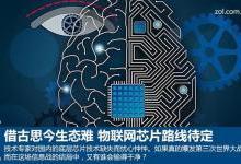 物联网芯片技术迷茫 中国怎么选?
